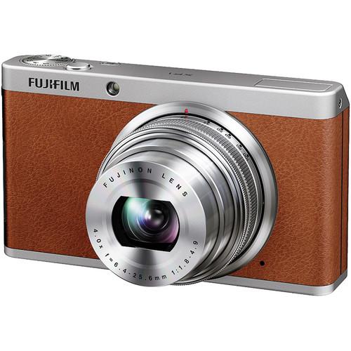 Fujifilm XF1 Digital Camera (Tan)