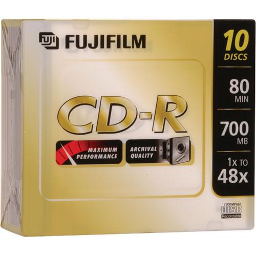 Fujifilm CD-R Data Disc (10)