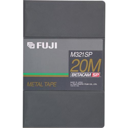 Fujifilm M321SP 20-Minute Betacam SP (Small)