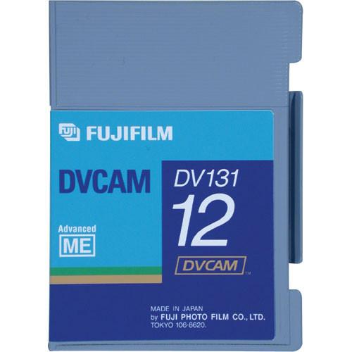 Fujifilm 12 Minutes DVCAM Video Cassette - Small