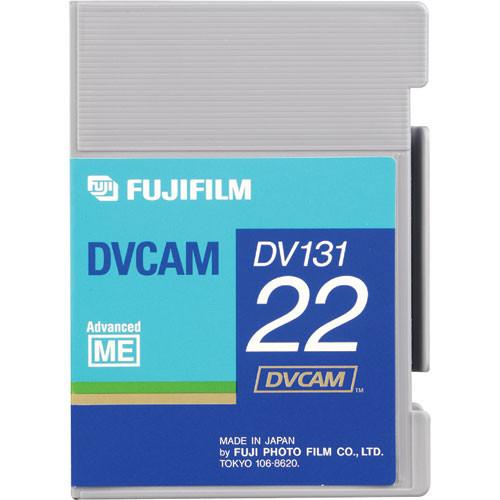 Fujifilm 22 Minutes DVCAM Video Cassette - Small