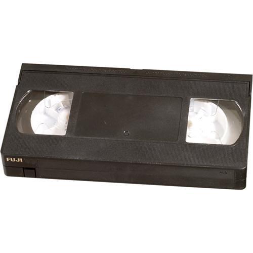 Fujifilm BT-10 Tab-in 10 Minute Bulk VHS Video Cassette