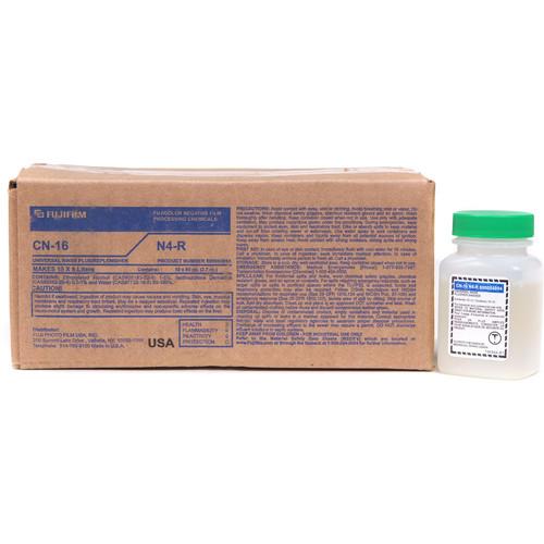 Fujifilm NEG Universal N4-R Rinse Plus and Replenisher (10 x 8 L)