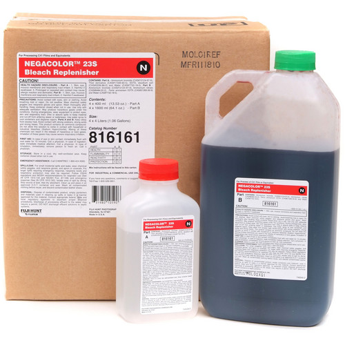 FUJIFILM NEGACOLOR QS N2-R Bleach Replenisher (4 x 4 L)