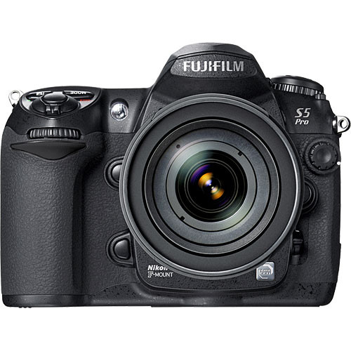 Fujifilm FinePix S5 Pro Digital Camera (Camera Body)