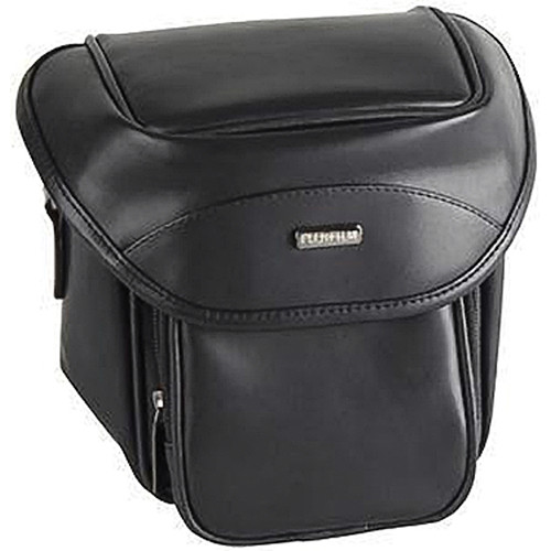 Fujifilm S-Series Leather Case (Black)