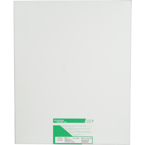 "Fujifilm Fujicolor Crystal Archive Type II Paper (16 x 20"", Matte, 50 Sheets)"