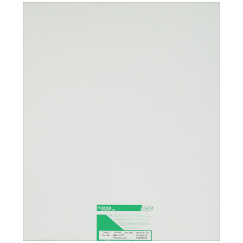 "Fujifilm Fujicolor Crystal Archive Type II Paper (20 x 24"", Lustre, 50 Sheets)"