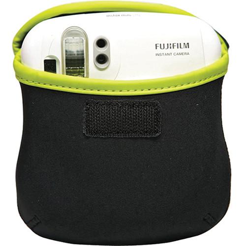 Fujifilm Neoprene Camera Case for Instax Mini 25 and 50 Cameras (Black)