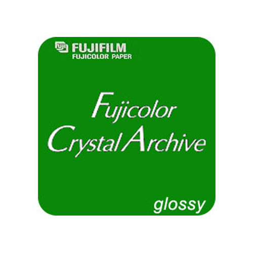 "Fujifilm Fujicolor Crystal Archive Paper Type II (4"" x 275' Roll, Glossy)"