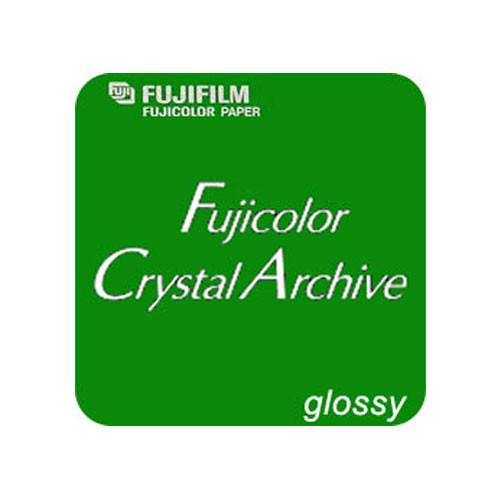 "Fujifilm Fujicolor Crystal Archive Paper Type II (4"" x 610' Roll, Glossy)"