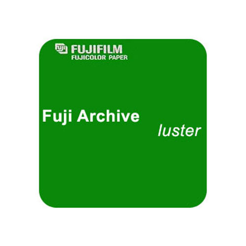 "FUJIFILM Fujicolor Crystal Arc.Paper Super Type PD, 3.5"" x 575' Roll (Luster)"