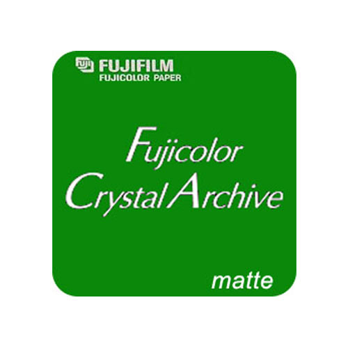 "FUJIFILM Fujicolor Crystal Arc.Paper Super Type PD, 10"" x 575' Roll (Matte)"