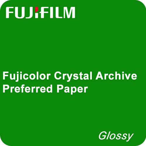 """Fujifilm Fujicolor Glossy Crystal Archive Preferred Paper 8"""" x 575'"""