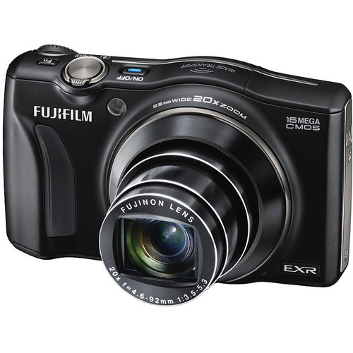 Fujifilm FinePix F800EXR Digital Camera