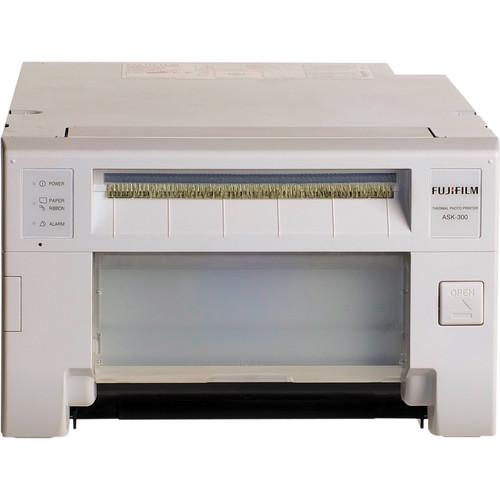 FUJIFILM ASK-300 Color Dye Sub Digital Photo Printer