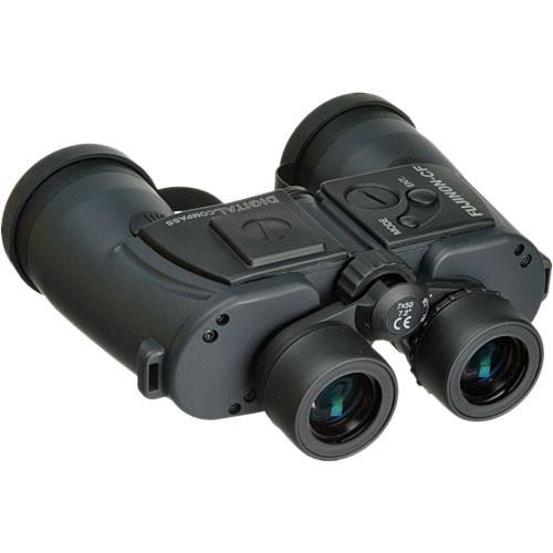 Fujinon 7x50 Mariner XL II Binocular with Digital Compass (Center Focus)