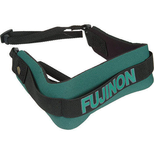 Fujinon Comfort Neck Strap (Green/Black)