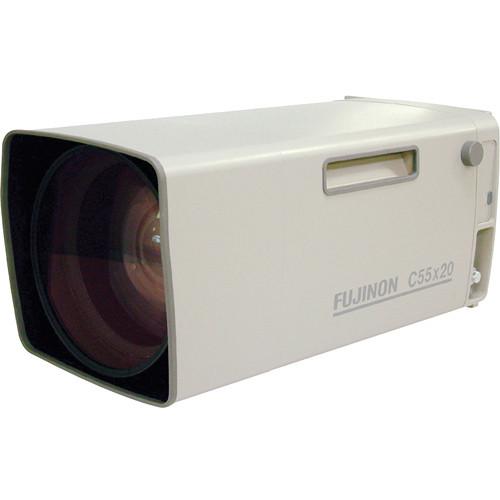 Fujinon C55X20R2Q-EP1B Telephoto Zoom Lens (55x)