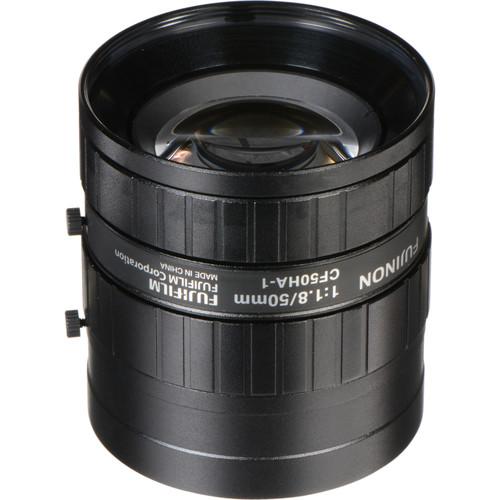 Fujinon CF50HA-1 50mm f/1.8 Industrial Lens