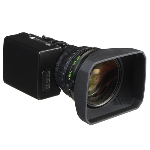 "Fujinon 2/3"" HD ENG Full Servo Lens with 18x Optical Zoom"