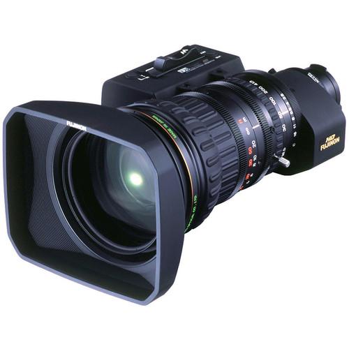 "Fujinon HA25x165ERDS 2/3"" 25x ENG HD Lens"