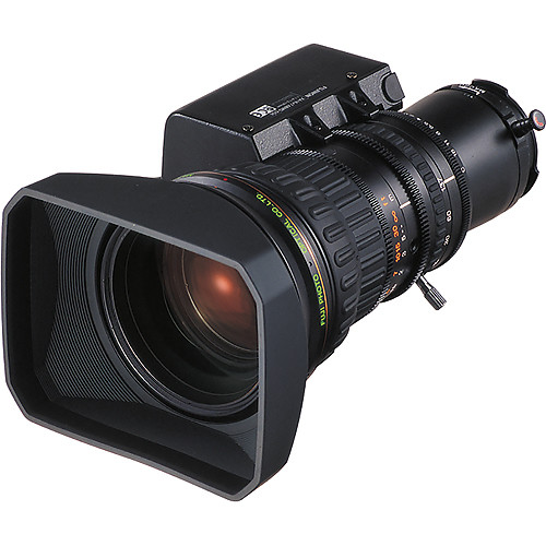 "Fujinon HAs18x7.6BMD 2/3"" HD Motor Drive Telephoto Videconferencing Zoom Lens (18x)"