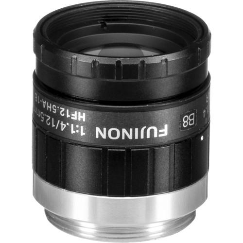 "Fujinon HF12.5HA-1B 12.5mm f/1.4 2/3"" Fixed Focal Lens"