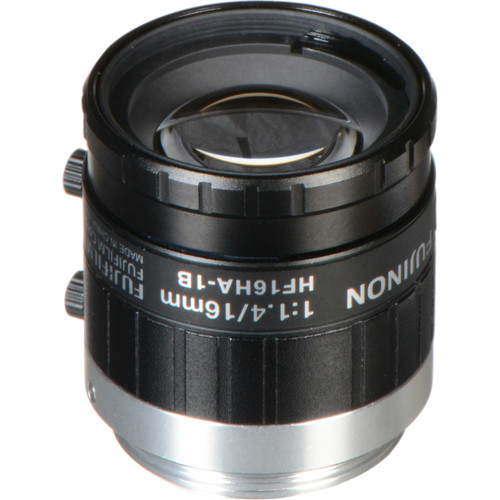 "Fujinon HF16HA-1B 16mm f/1.4 2/3"" Fixed Focal Lens"