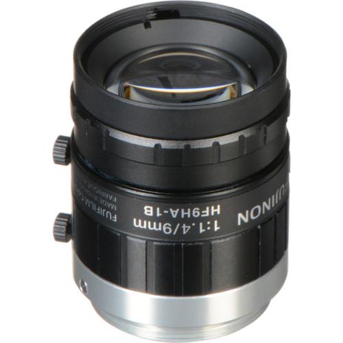 "Fujinon HF9HA-1B 9mm f/1.4 2/3"" Fixed Focal Lens"