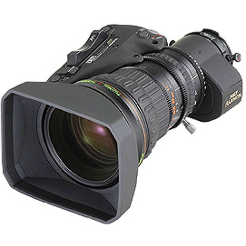 Fujinon HS18x5.5BERM 18x XDCAM HD Lens