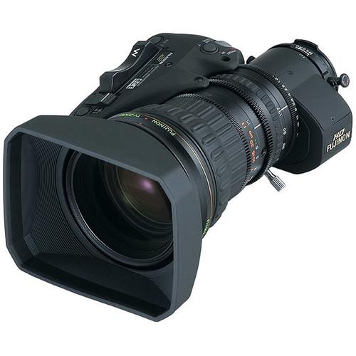 "Fujinon HTs18x4.2BERM-M48 1/3"" 18x ProHD Lens with 2x Extender"