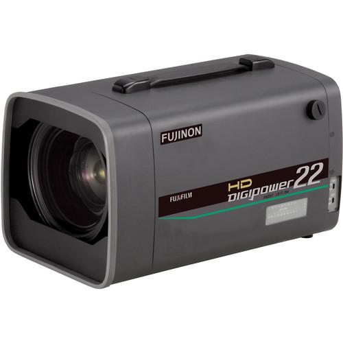 "Fujinon XA22x7BES 22x Box Type 2/3"" Compact HDTV Lens with Digi Full Servo Kit"