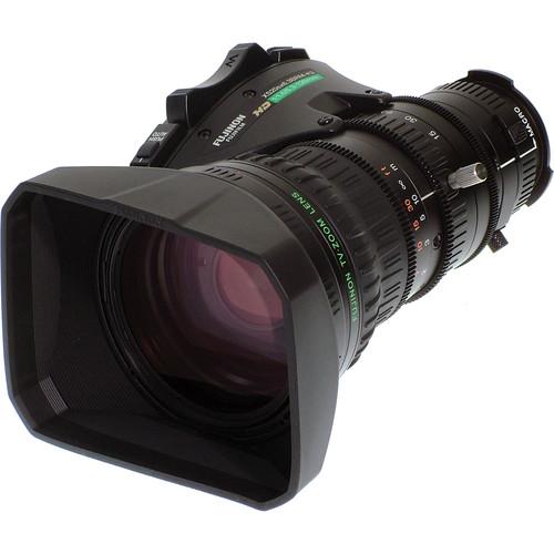 Fujinon 6.3-126mm f/1.4-2.0 Handheld Lens
