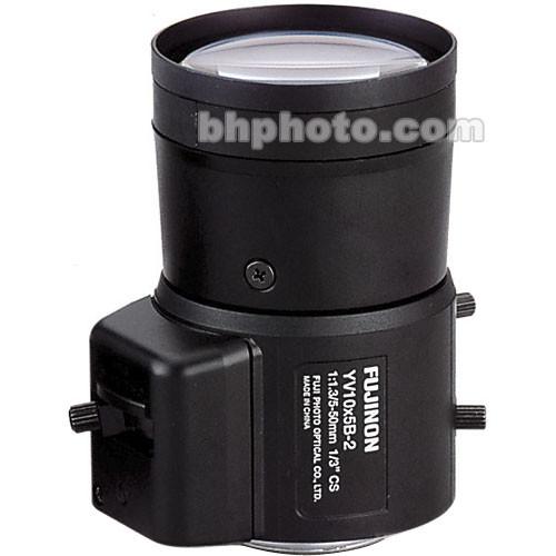 Fujinon YV10x5B-2 Varifocal 5 to 50mm f/1.3 Lens