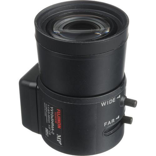 Fujinon 1.3 Megapixel Varifocal Lens (5-50mm, 10x Zoom)