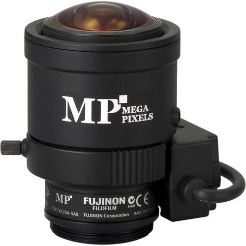 Fujinon Varifocal Lens (2.2-6mm, 2.7x Zoom)