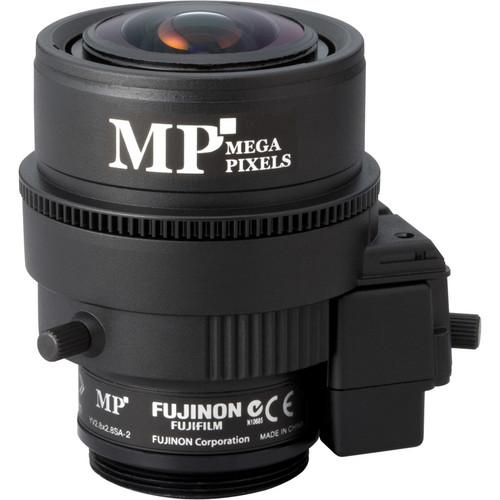 Fujinon 3 MP Varifocal Lens (2.8-8mm, 2.8x Zoom)