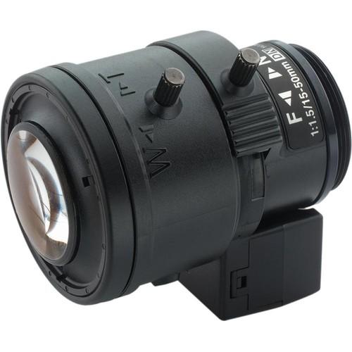 """Fujinon YV3.3X15R4A-SA2 1/3"""" CS Mount 15-50mm f/1.5 Auto Iris Lens"""