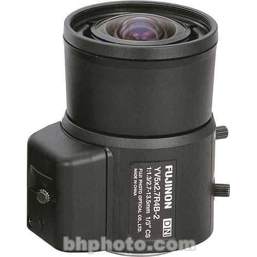 Fujinon YV5x2.7R4B-2 Varifocal 2.7 to 13.5mm f/1.3 Lens