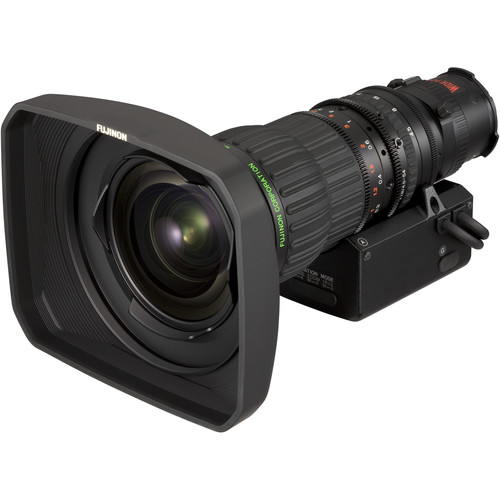Fujinon 4.5-54mm f/1.8-2.4 ENG Style Lens with Digital Servo & 16-Bit Encoders