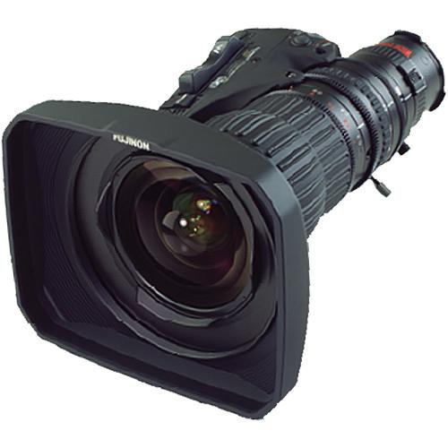 Fujinon ZA12x4.5BRM-M6 ENG Style Lens with Servo Zoom