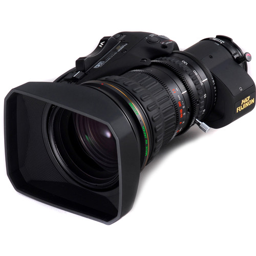"Fujinon ENG Style ZS17X5.5BERM HD 5.5-94mm Lens for 1/2"" Sensors"