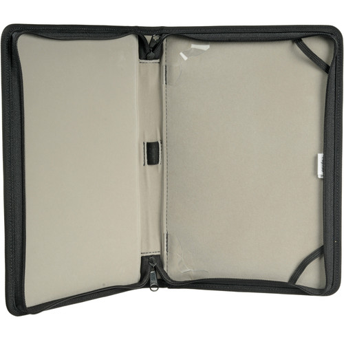 Fujitsu Zippered Folio Carrying Case (Black)