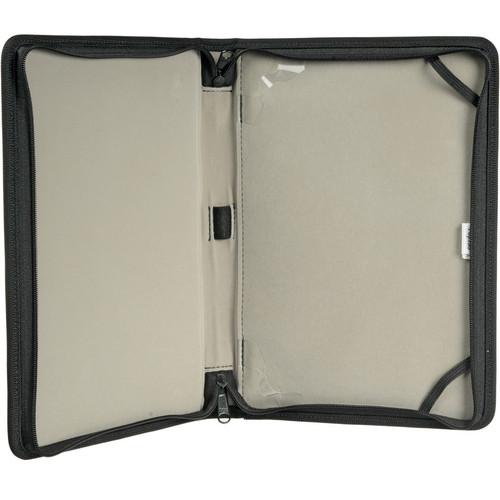 Fujitsu Zippered Folio Carrying Case (Black)