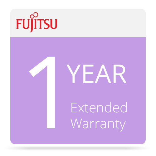 Fujitsu 1 Year Extended Warranty for Fujitsu Q550 Slate Tablet PC