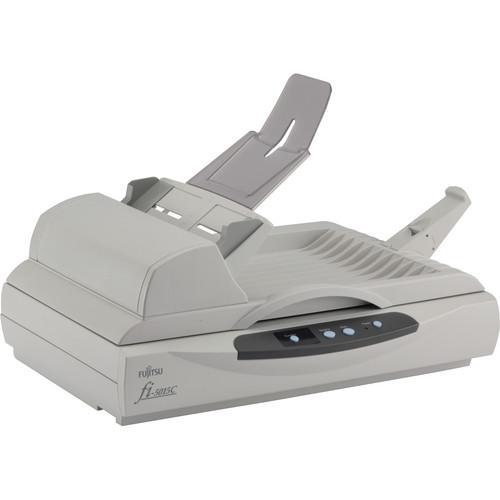 Fujitsu fi-5015C Dual Feed Scanner