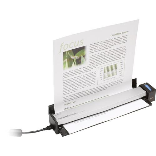 Fujitsu ScanSnap S1100 Color Mobile Scanner