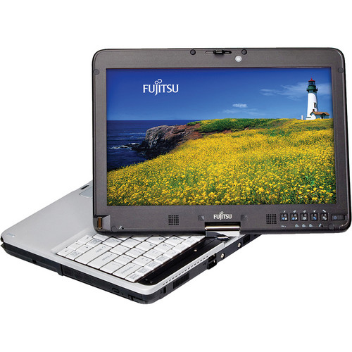 """Fujitsu 320GB LIFEBOOK T731 12.1"""" Tablet PC with Active Digitizer (Pen Input Only)"""