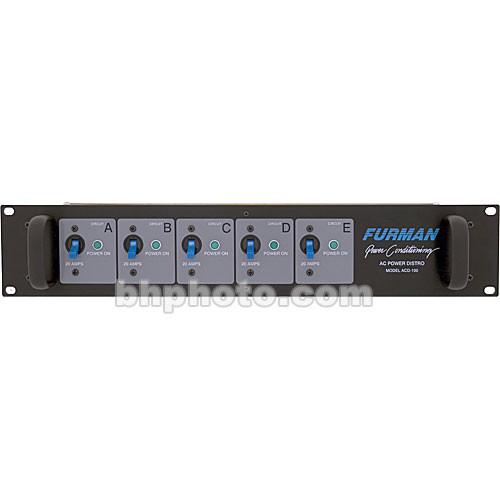 Furman ACD-100 AC Power Distribution Rack